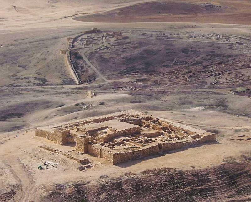 Tel_arad_fortress.JPG